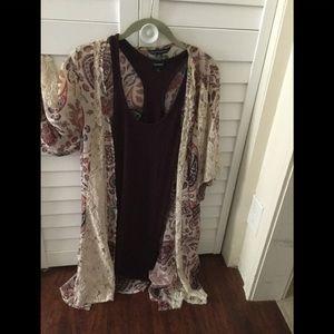Mid Length Kimono